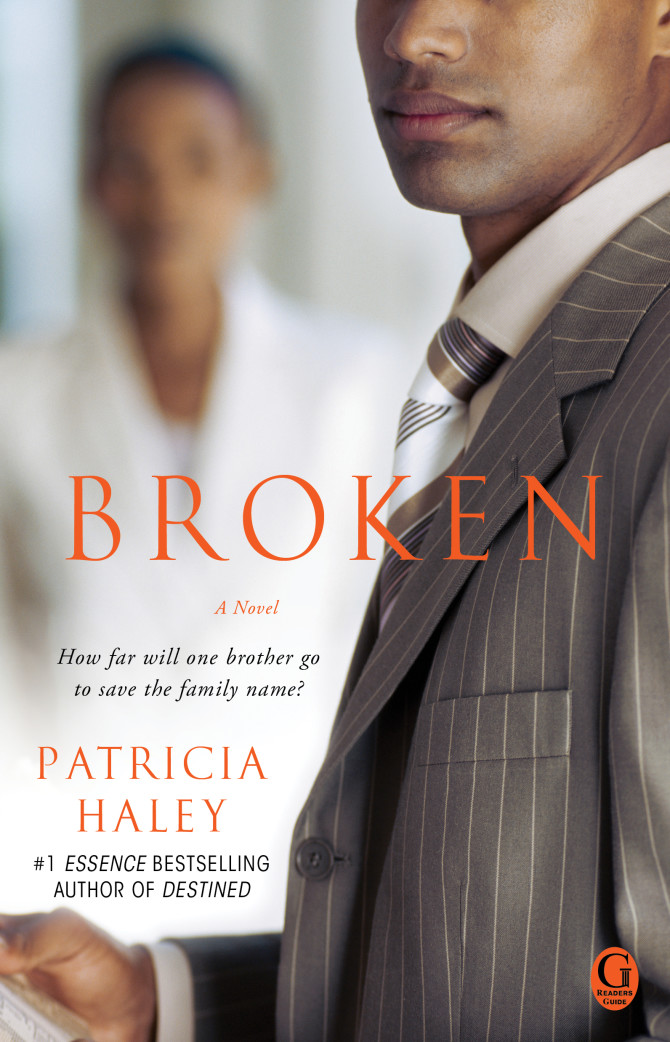 NEW BOOK RELEASES | Broken by Patricia Haley
