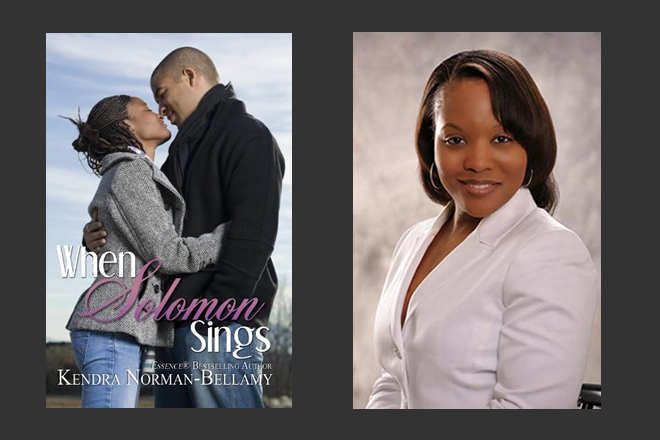 NEW BOOK RELEASE | When Solomon Sings by Kendra Norman-Bellamy