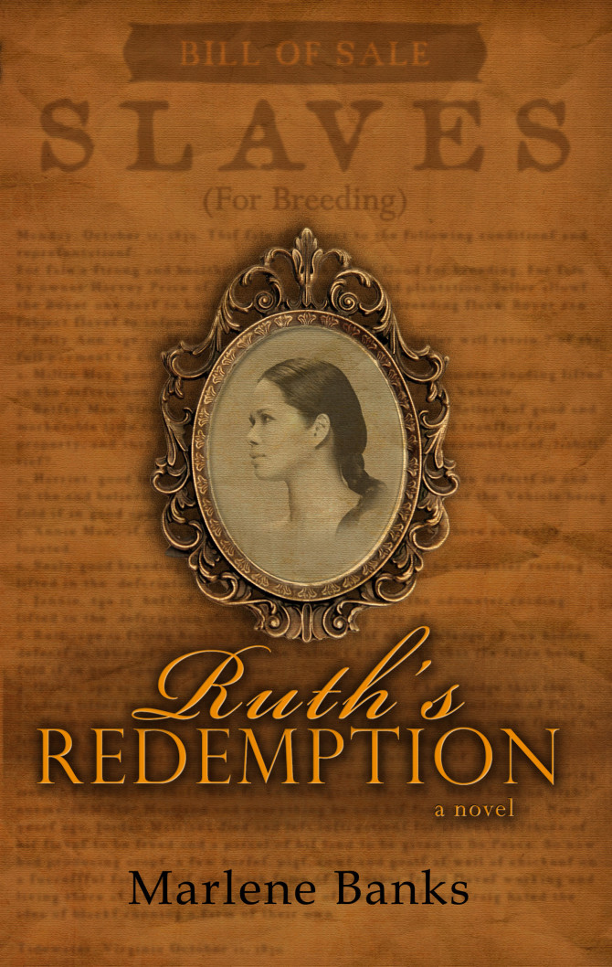 INTERVIEW | Marlene Banks, author of Ruth's Redemption