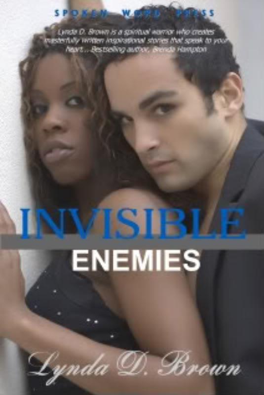INTERVIEW | Lynda Brown, author of Invisible Enemies