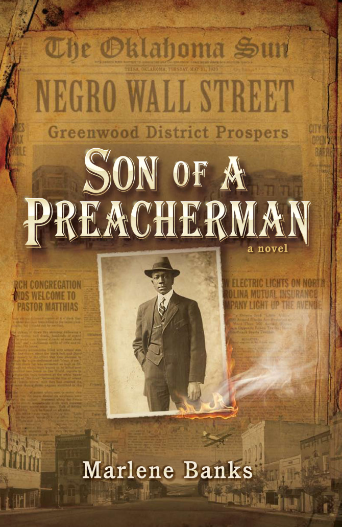 Son of a Preacherman Virtual Book Tour with Marlene Banks (Win Free Book)