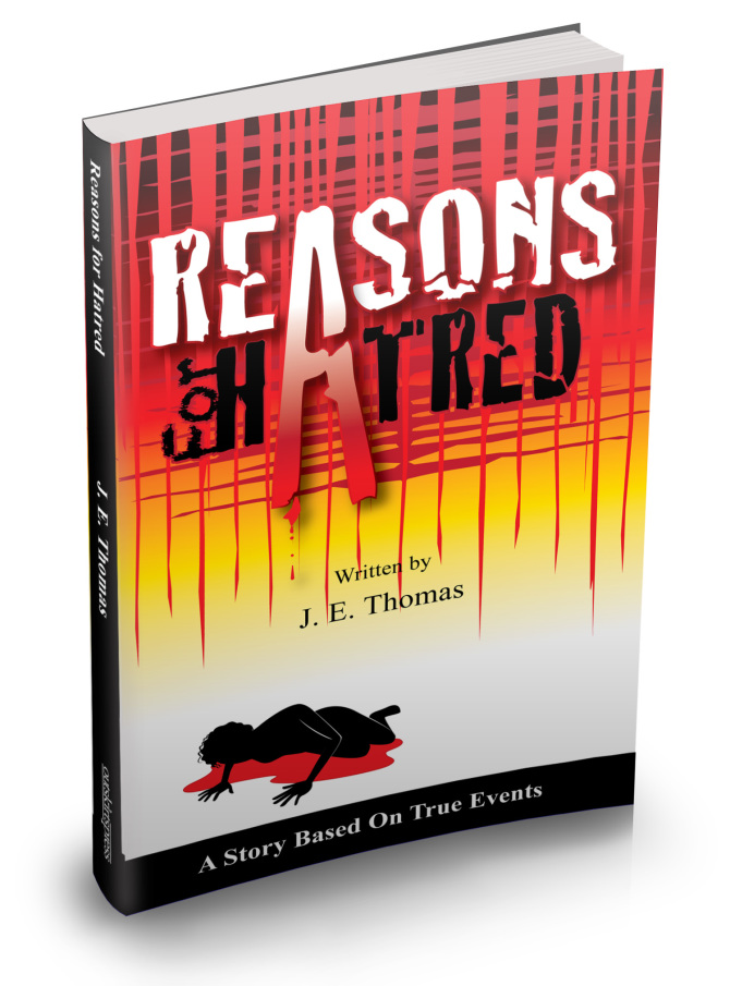 INTERVIEW | J.E. Thomas, author of Reasons for Hatred