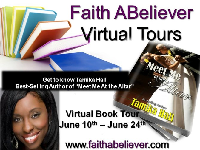 VIDEO INTERVIEW | Meet Me at the Altar by Tamika Hall