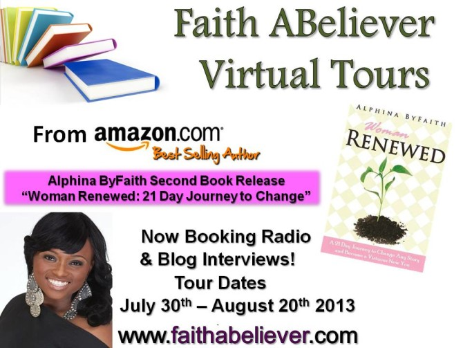 VIDEO INTERVIEW  | Woman Renewed by Alphina Byfaith