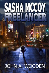 Sasha McCoy Freelancer (Front Cover)
