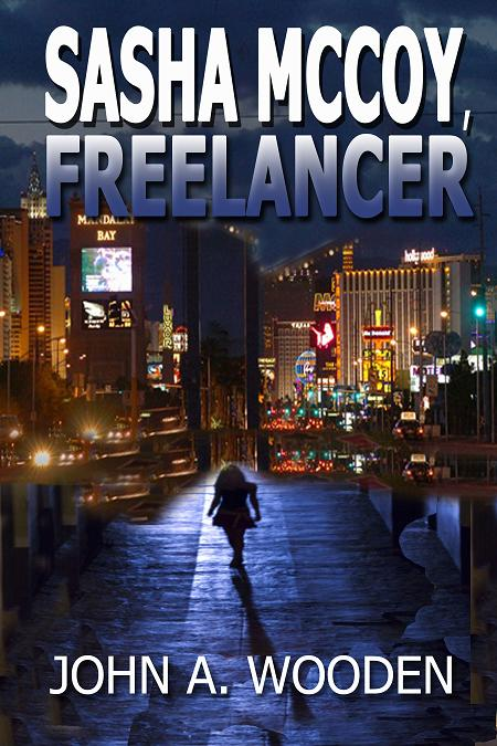 Meet John A. Wooden, Author of Sasha McCoy Freelancer