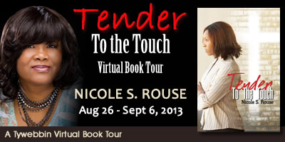 INTERVIEW | Nicole Rouse (@nrouse), author of Tender to the Touch