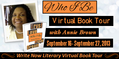 INTERVIEW | Annie Brown, author of Who I Be