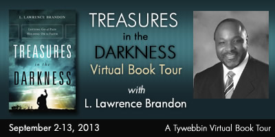 Meet Bishop L. Lawrence Brandon, author of Treasures in the Darkness