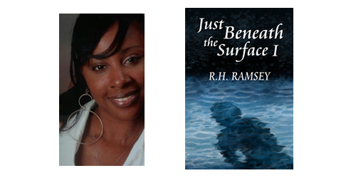 INTERVIEW | RH Ramsey, author of Just Beneath the Surface I @rhramseydreamer