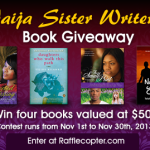 Naija Sister Writers Book Giveaway