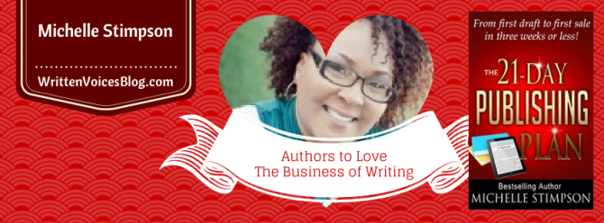 Michelle Stimpson | The Business of Writing Series