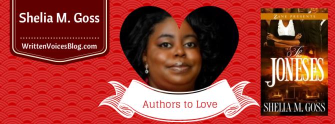 Shelia M. Goss | Authors We Love Series