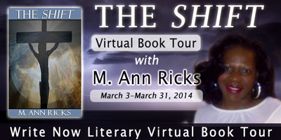 INTERVIEW | M. Ann Ricks, author of The Shift