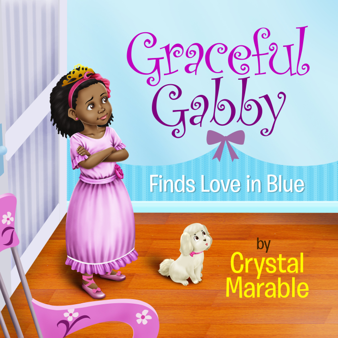 INTERVIEW | Crystal Marable, author of Graceful Gabby