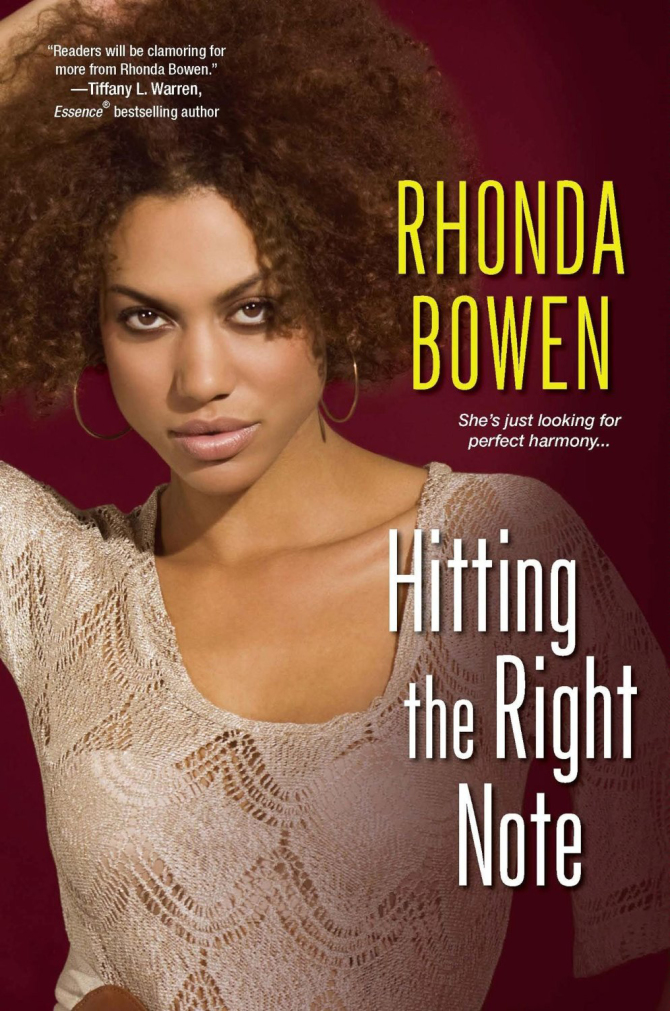 Hitting the Right Note by Rhonda Bowen