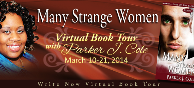 INTERVIEW | Parker J. Cole, author of Many Strange Women