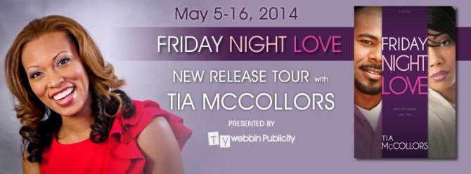 NEW RELEASE: Friday Night Love by Tia McCollors