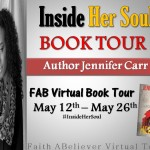 INTERVIEW | Jennifer Carr, Author of Inside Her Soul @iamsoulspoken