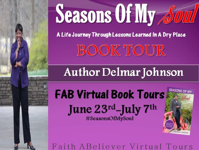 INTERVIEW | Delmar Johnson, author of Seasons of My Soul @Rebootologist