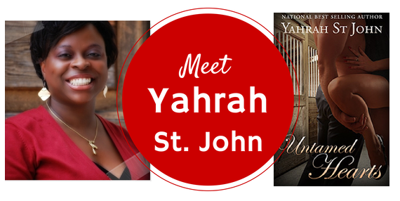 Untamed Hearts Virtual Tour with Yahrah St. John
