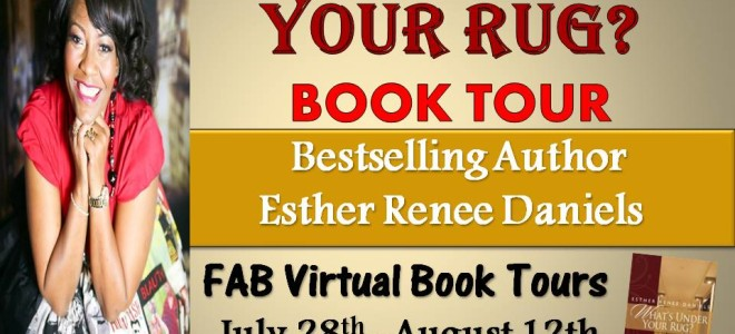 INTERVIEW | Esther Renee' Daniels Wright, author of