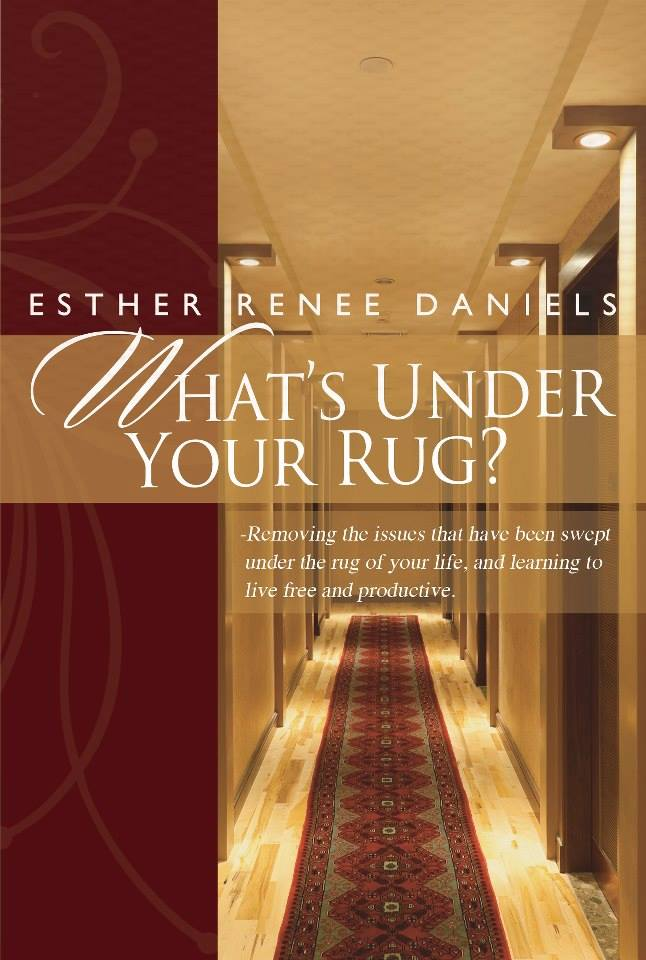 INTERVIEW | Esther Renee' Daniels Wright, author of What's Under the Rug? @ModelGoodness