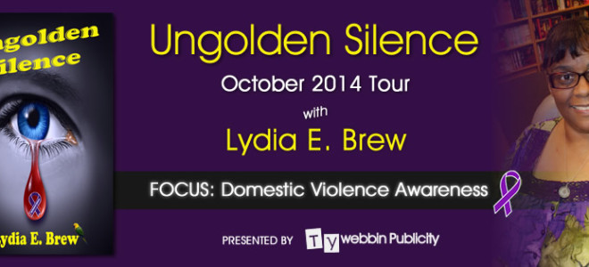 INTERVIEW | Lydia Brew, Author of Ungolden Silence