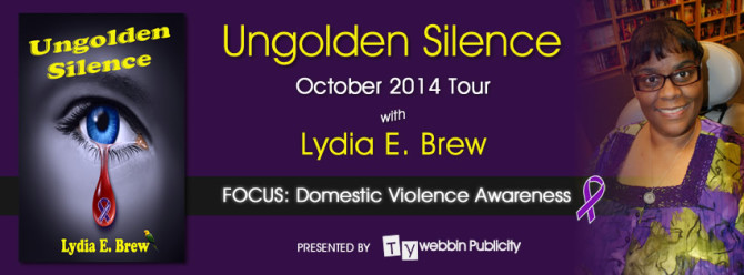 INTERVIEW | Lydia Brew, Author of Ungolden Silence @UngoldenLydia