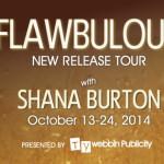 NEW RELEASE   Flawbulous by Shana Burton #flawbulous