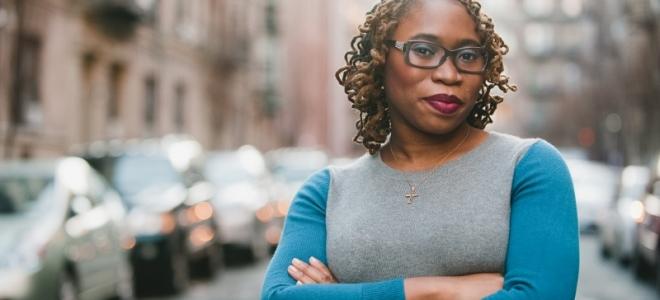 INTERVIEW   Nigeria Lockley, Author