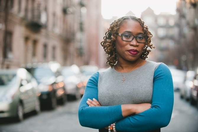 INTERVIEW | Nigeria Lockley, Author of Born at Dawn @NewNigeria