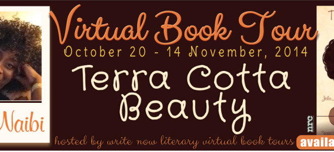 Interview | Jola Naibi, author of Terra Cotta Beauty
