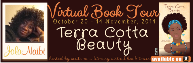 INTERVIEW | Jola Naibi, author of Terra Cotta Beauty @jolanaibi