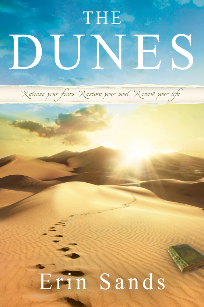 INTERVIEW | Erin Sands, Author of The Dunes @TheDunesbook