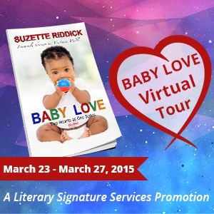 Getting to know Suzette Riddick @suzette267