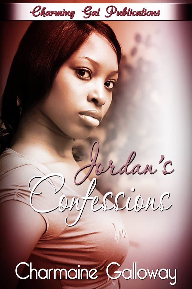 NEW RELEASE | Jordan's Confessions by Charmaine Galloway