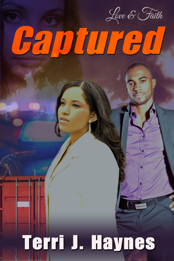 NEW RELEASE & BOOK GIVEAWAY | Captured by Terri J. Haynes @TerriJHaynes