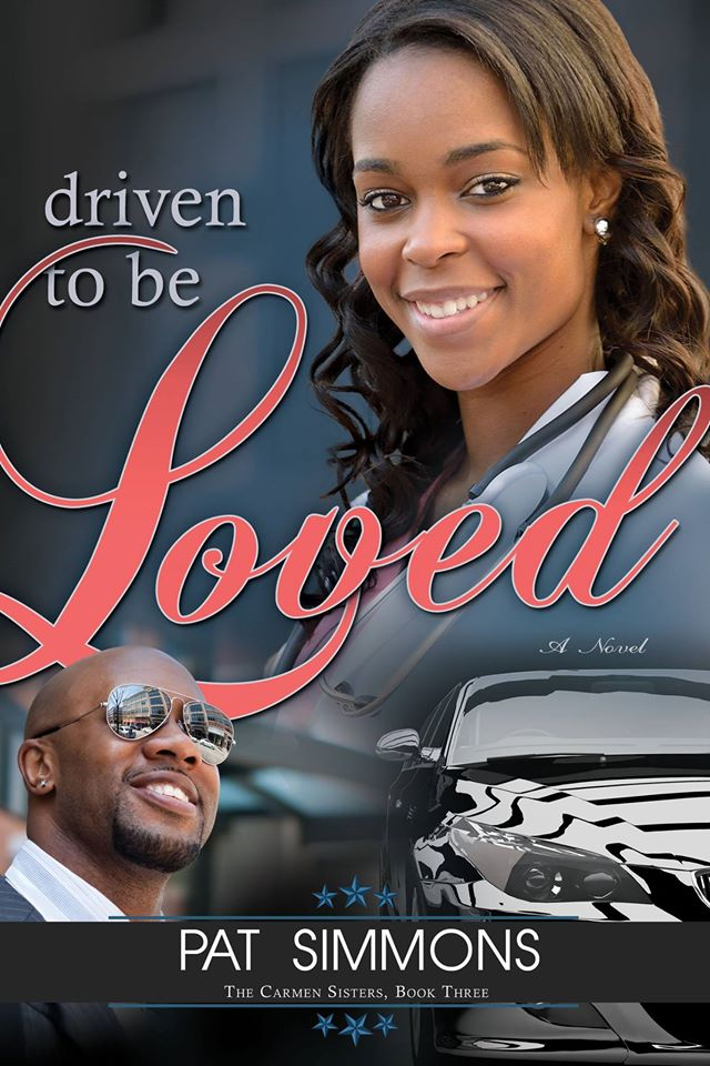 NEW RELEASE | Driven to be Loved by Pat Simmons @patsimmons