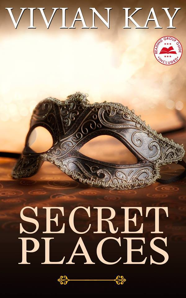 INTERVIEW | Secret Places by Vivian Kay @VivianKayAuthor