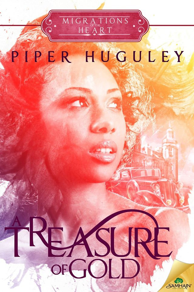NEW RELEASE | A Treasure of Gold by Piper Huguley @piperhuguley