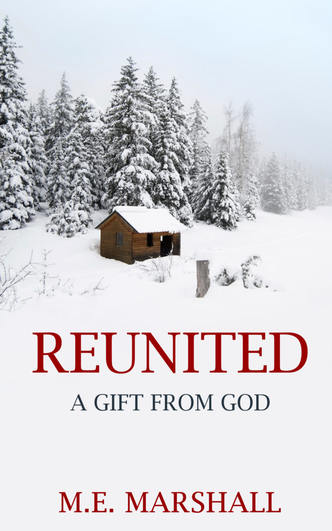 INTERVIEW | ReUnited – A Gift from God by M.E. Marshall @GRACEMIN13