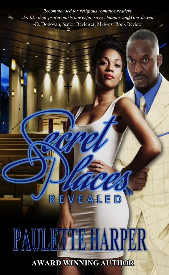 NEW RELEASE | Secret Places Revealed by Paulette Harper @pauletteharper