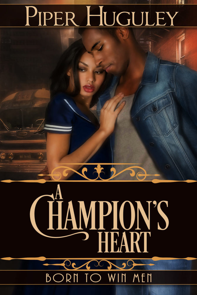 NEW RELEASE | A Champion's Heart by Piper Huguley @piperhuguley