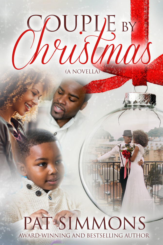 NEW RELEASE | Couple by Christmas by Pat Simmons @patsimmons