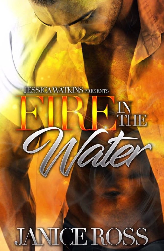 Janice Ross, Author of Fire in the Water  #SYOTNBuddy @JGWriter