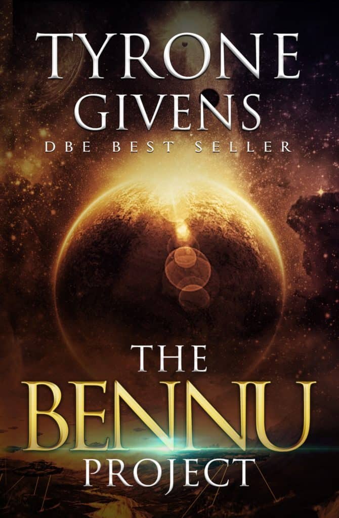 INTERVIEW | Tyrone Givens,  author of The Bennu Project @TheBennuProject